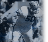 Dick Butkus #50 In Game Image